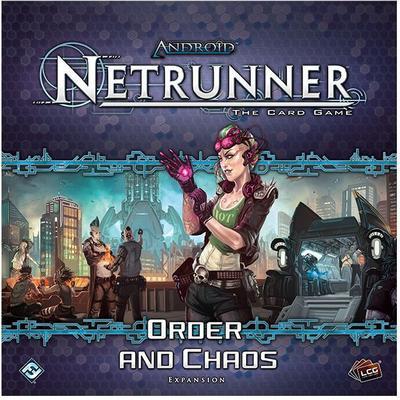 Fantasy Flight Games Android: Netrunner Order & Chaos