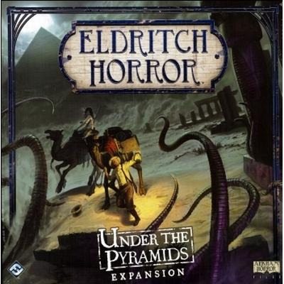 Fantasy Flight Games Eldritch Horror: Under the Pyramids (Engelska)