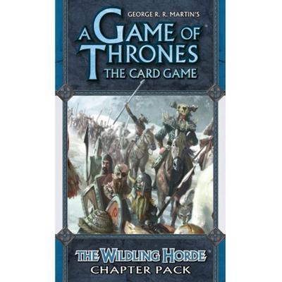 Fantasy Flight Games A Game of Thrones: The Wildling Horde (Engelska)