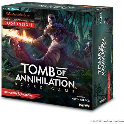WizKids Dungeons & Dragons: Tomb of Annihilation