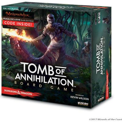 WizKids Dungeons & Dragons: Tomb of Annihilation
