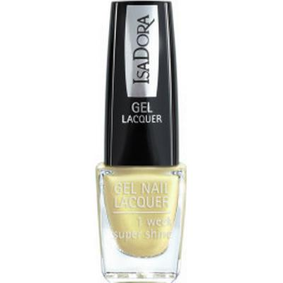 Isadora Gel Nail Lacquer #270 Lemon Libre 6ml