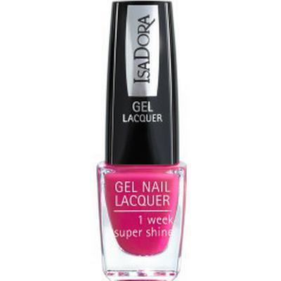 Isadora Gel Nail Lacquer #277 Pink Cubana 6ml