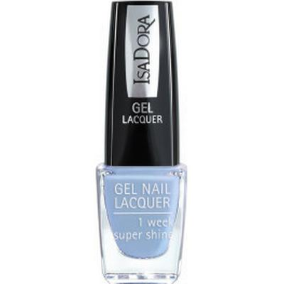 Isadora Gel Nail Lacquer #273 Colonial Blue 6ml