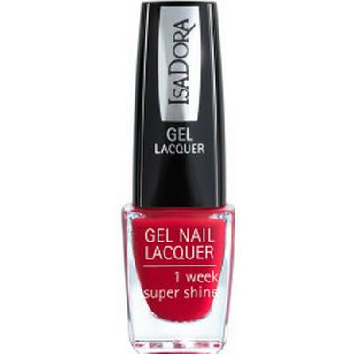 Isadora Gel Nail Lacquer #278 Viva Red 6ml