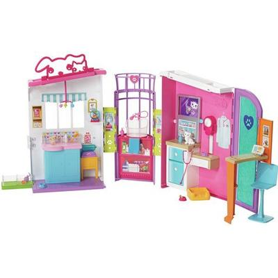 Mattel Barbie Pet Care Center