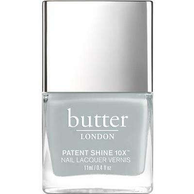 Butter London Patent Shine 10X Nail Lacquer London Fog 11ml