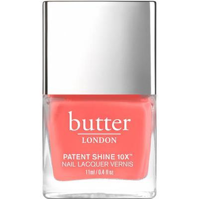 Butter London Patent Shine 10X Nail Lacquer Trout Pout 11ml