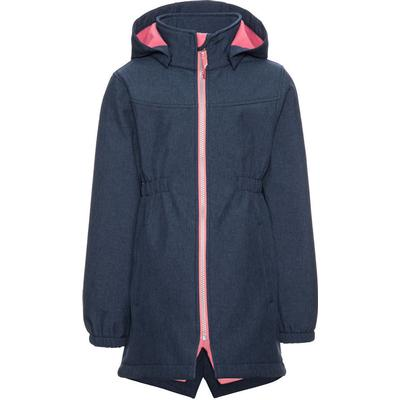 Name It Kids Nitalfa Long Softshell Jacket - Blue/Dress Blues (13138456)