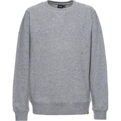 Name It Teen Nitluke Sweatshirt - Grey/Grey Melange (13137504)