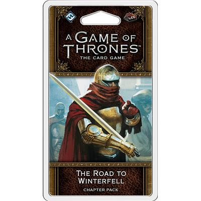 Fantasy Flight Games A Game of Thrones: Road to Winterfell (Engelska)
