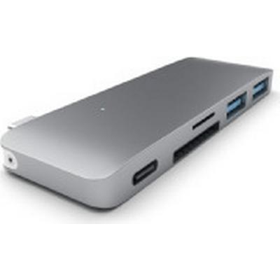 Satechi ST-TCUPM 2-Port USB 3.0/3.1 Extern