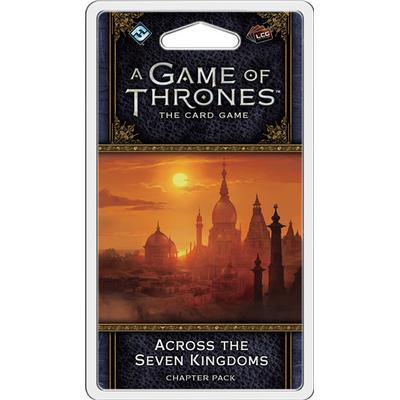 Fantasy Flight Games A Game of Thrones LCG 2nd Ed: Across the Seven Kingdoms (Engelska)