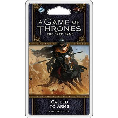 Fantasy Flight Games A Game of Thrones: Called to Arms (Engelska)
