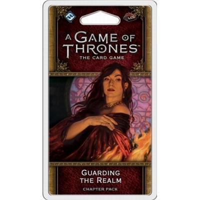 Fantasy Flight Games A Game of Thrones: Guarding the Realm (Engelska)