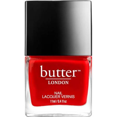 Butter London Trend Nail Lacquer Come to Bed Red 11ml