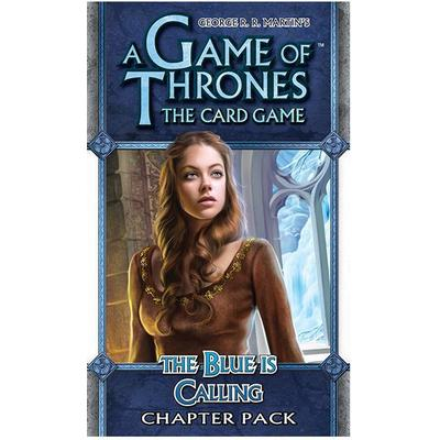 Fantasy Flight Games A Game of Thrones: The Blue Is Calling (Engelska)