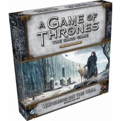 Fantasy Flight Games A Game of Thrones: Watchers on the Wall (Engelska)