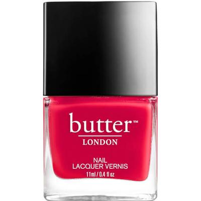Butter London Trend Nail Lacquer Sheer Jelly Overcoat 11ml
