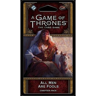 Fantasy Flight Games A Game of Thrones: All Men Are Fools (Engelska)