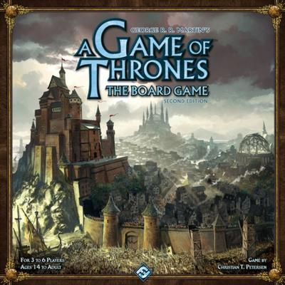 Fantasy Flight Games A Game of Thrones (Engelska)