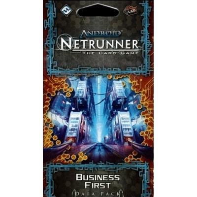 Fantasy Flight Games Android: Netrunner Business First