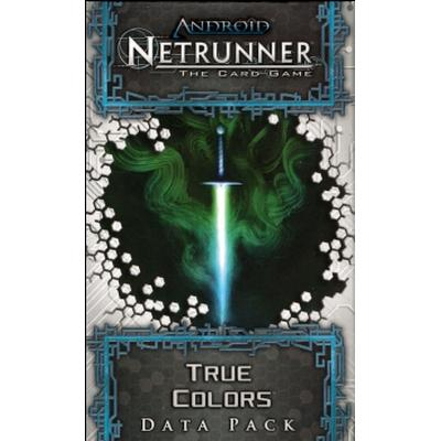 Fantasy Flight Games Android: Netrunner True Colors (Engelska)