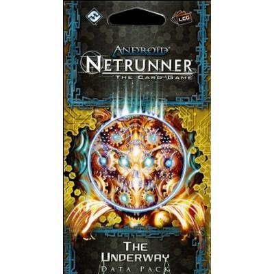Fantasy Flight Games Android: Netrunner The Underway (Engelska)