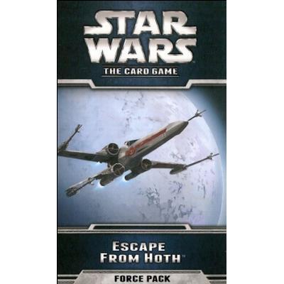 Fantasy Flight Games Star Wars: Escape from Hoth (Engelska)