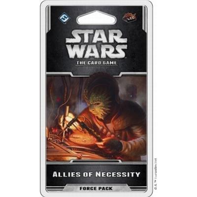Fantasy Flight Games Star Wars: Allies of Necessity (Engelska)