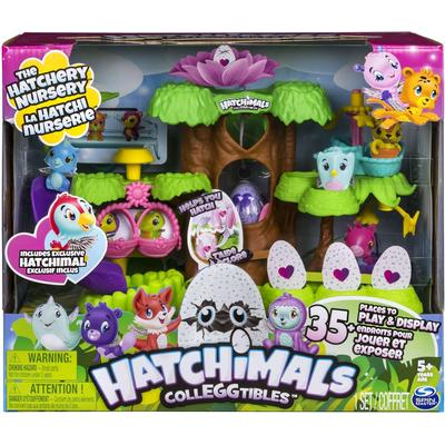 Spin Master Hatchimals Colleggtibles Nursery Playset