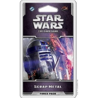 Fantasy Flight Games Star Wars:Scrap Metal (Engelska)