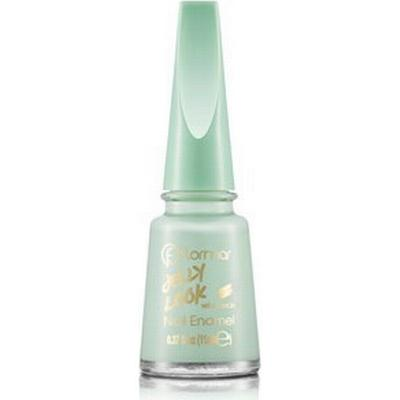 Flormar Jelly Look Nail Enamel JL16 Pastel Green 11ml
