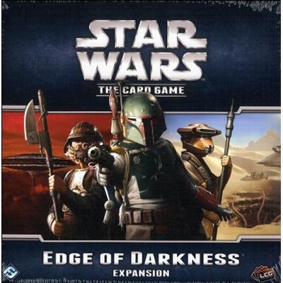 Fantasy Flight Games Star Wars: Edge of Darkness (Engelska)