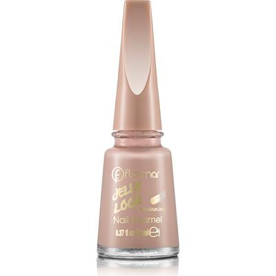 Flormar Jelly Look Nail Enamel JL26 My Cappuccino 11ml