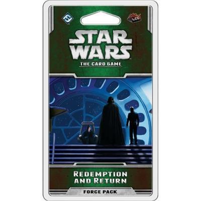 Fantasy Flight Games Star Wars: Redemption & Return