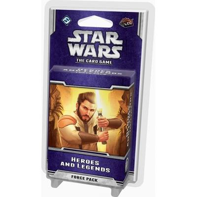 Fantasy Flight Games Star Wars: Heroes & Legends (Engelska)