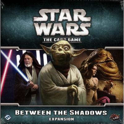 Fantasy Flight Games Star Wars: Between The Shadows (Engelska)