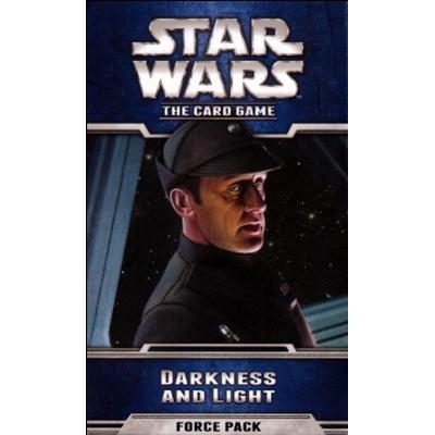 Fantasy Flight Games Star Wars: Darkness & Light (Engelska)