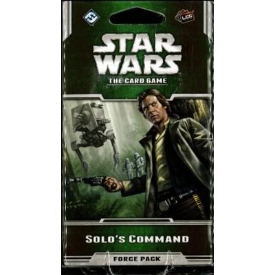Fantasy Flight Games Star Wars: Solo's Command (Engelska)