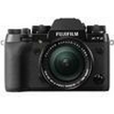 Fujifilm X-T2 + 18-55mm XF