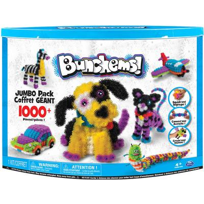 Spin Master Bunchems Jumbo Pack Coffret Geant