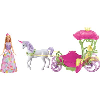 Mattel Barbie Dreamtopia Sweetville Carriage