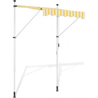 vidaXL Manual Retractable Awning 150cm