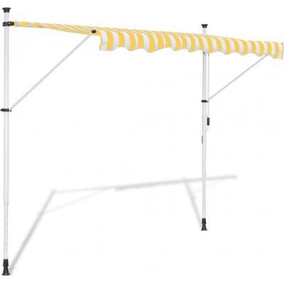 vidaXL Manual Retractable Awning 350cm