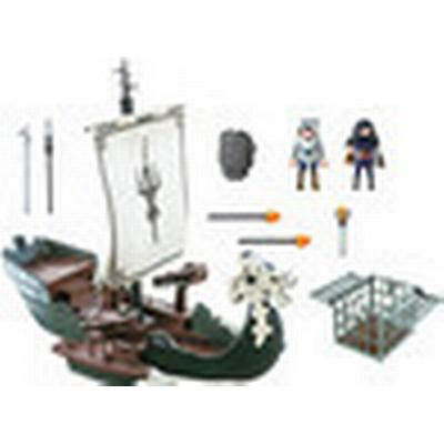 Playmobil Drago's Ship 9244