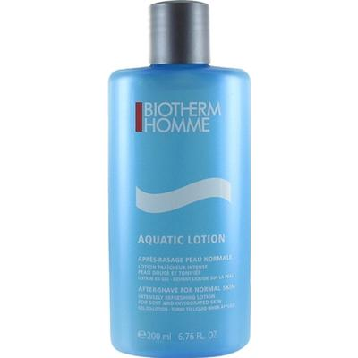 biotherm aquatic lotion