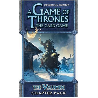Fantasy Flight Games A Game of Thrones: The Valemen (Engelska)
