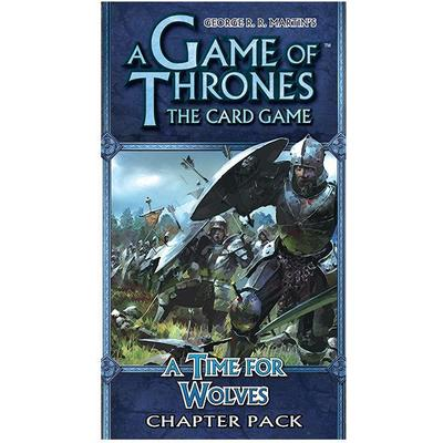 Fantasy Flight Games A Game of Thrones: A Time for Wolves (Engelska)