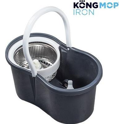 Kong Iron Floor Mop with Bucket